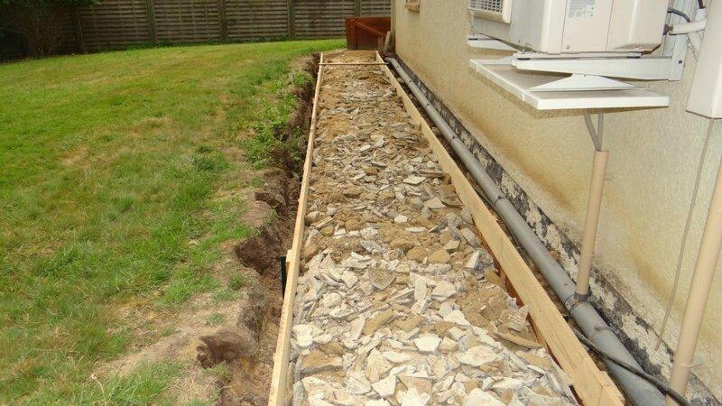Terrassement & Réparation PVC 59