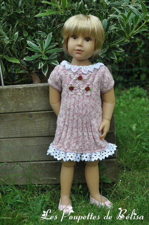 Adalyne - poupée Kidz'n Cats - 46 cm