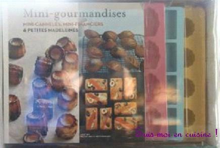 Coffret mini gourmandises 1