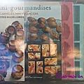 Mini-cannelés bordelais