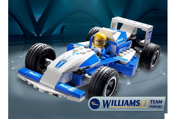 CHRISTMAS 2017 WILLIAMS LEGO