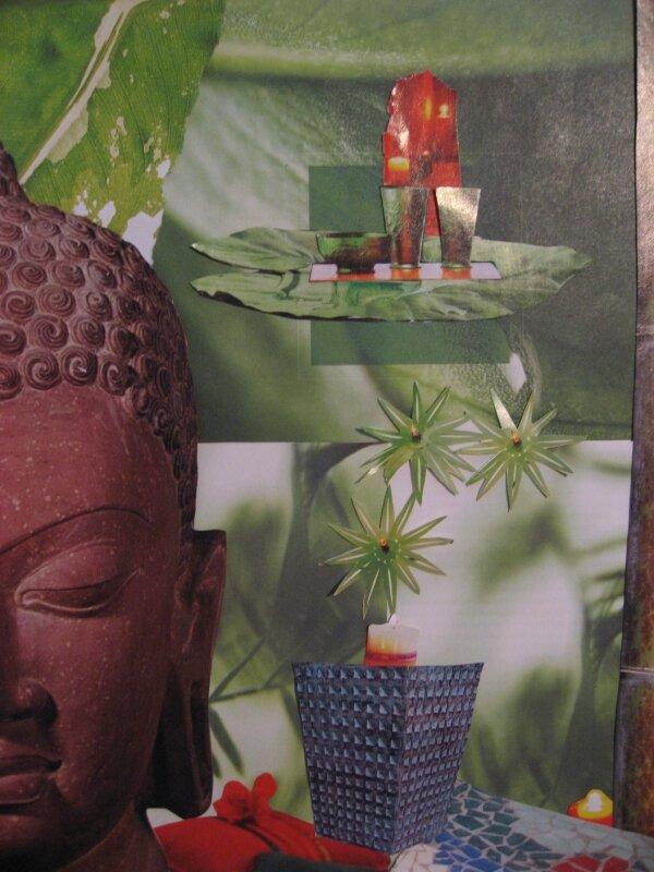 Zen attittude (40X50)
