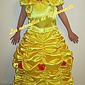 La robe de belle pour chipie1