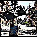 Le groupe etat islamique menace, paris et londres inflexibles