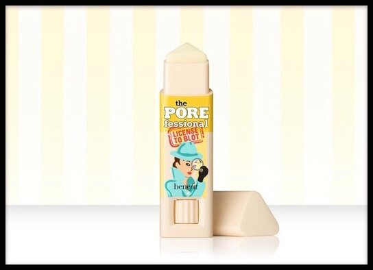 benefit cosmetics the porefessional license to blot 1