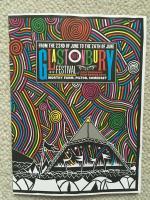 Glastonbury festival 2016 jeux concours programme officiel