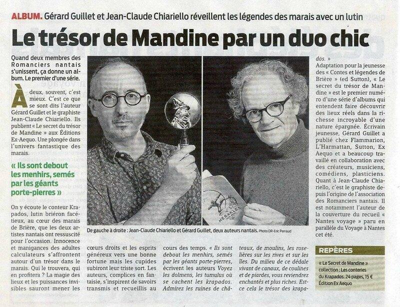 art PO Mandine