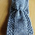 Tuto - modèles de bandeau tricoté