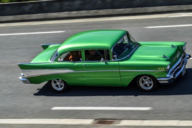 Chevrolet Bel Air de 1957