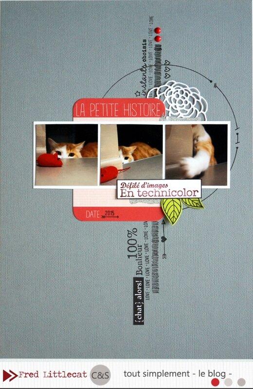 Fred Littlecat -Défilé d'images