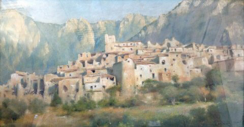 Molise Moulins C, L, Paesaggio