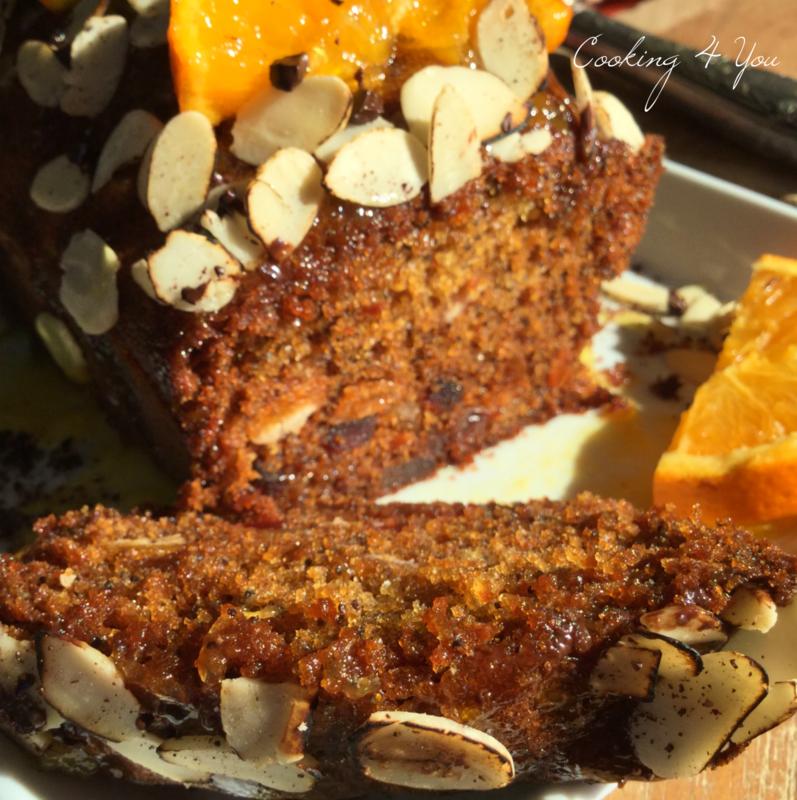 cake fruits confits et orange, 025