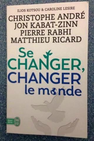 livre se changer pour changer le monde