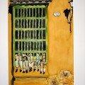 La cage aux oiseaux ( fenêtre à Cuba )