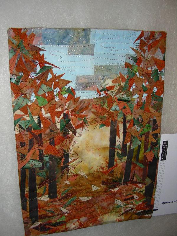A4 - impression d'automne
