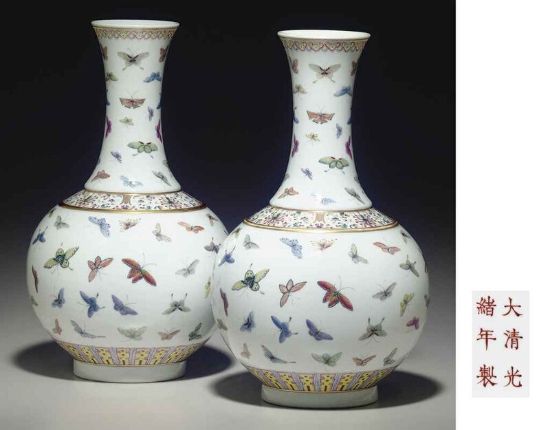 2011_NYR_02427_1822_000(a_pair_of_famille_rose_butterfly_vases_guangxu_six-character_mark_in_i)