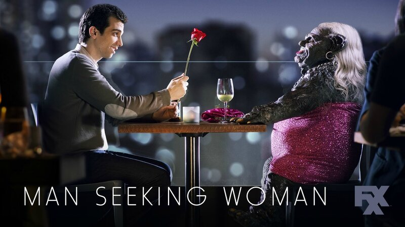 man-seeking-woman affiche