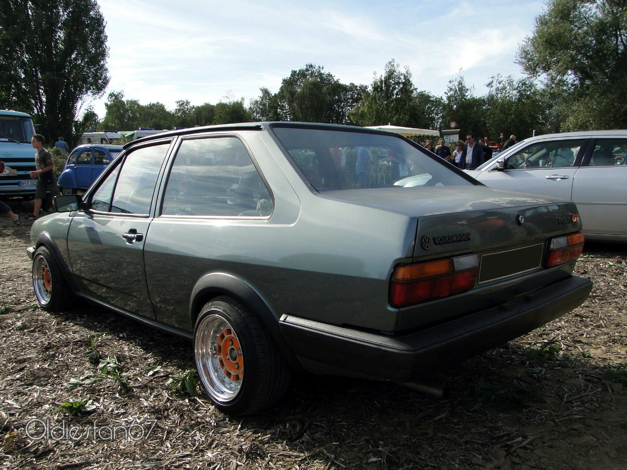 Volkswagen Polo Ii Classic Gt 1986 Oldiesfan67 Quot Mon Blog