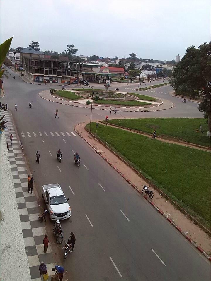vue de Kananga