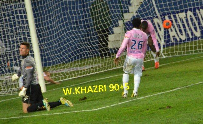 007 1177 - SCB 2 Evian 0 - Les buts - 2013 12 01