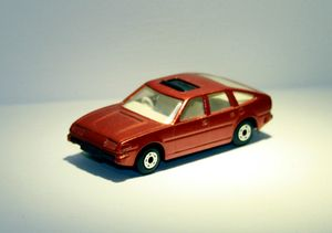 Rover 3500 de chez Matchbox (1980) 04