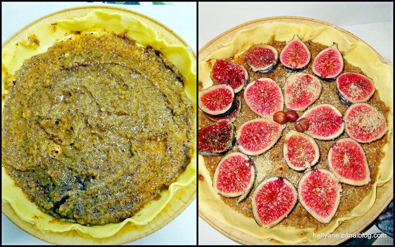 tarte figue - hellyane passion