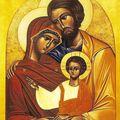 Consécration à la sainte trinité par la sainte famille 12/26