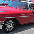 Tournai 2018 16th custom meeting - big red pontiac star chief 1959