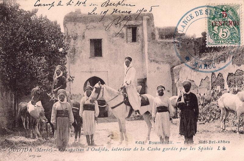 Maroc 22r