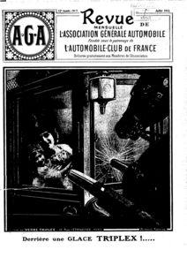 Couv_Revue_AGA_juillet_1913