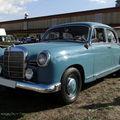 Mercedes benz 190d ponton 1953 à 1959