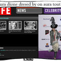 Aura dione: watch the danish revelation pout the world at his feet with the clothes by on aura tout vu.