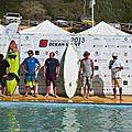 International world waveski cup - santa cruz ocean spirit 2013 - results