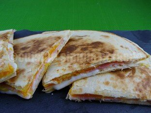 quesadillas jambon fromage 05