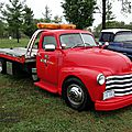 Chevrolet tow-truck 1948-1953