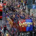 برشلونة يعود بالكاس الاوربية