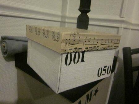 Boites de rangement pour les tours de cd (9)