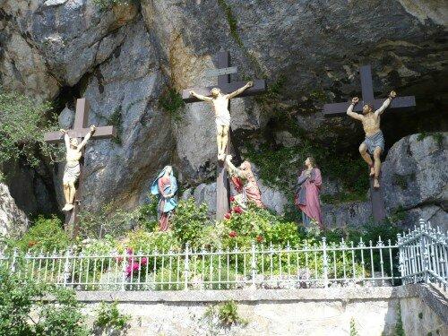 Les croix et les calvaires