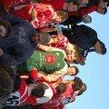 Match retour contre St Brieuc