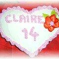 Mon coeur, mon amour...