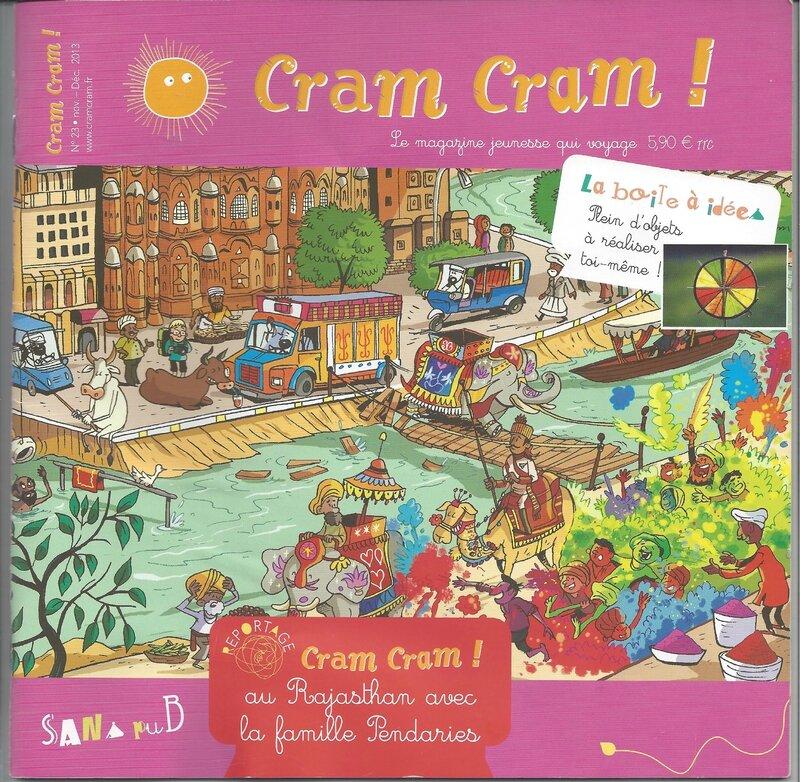 CramCram 23 couv