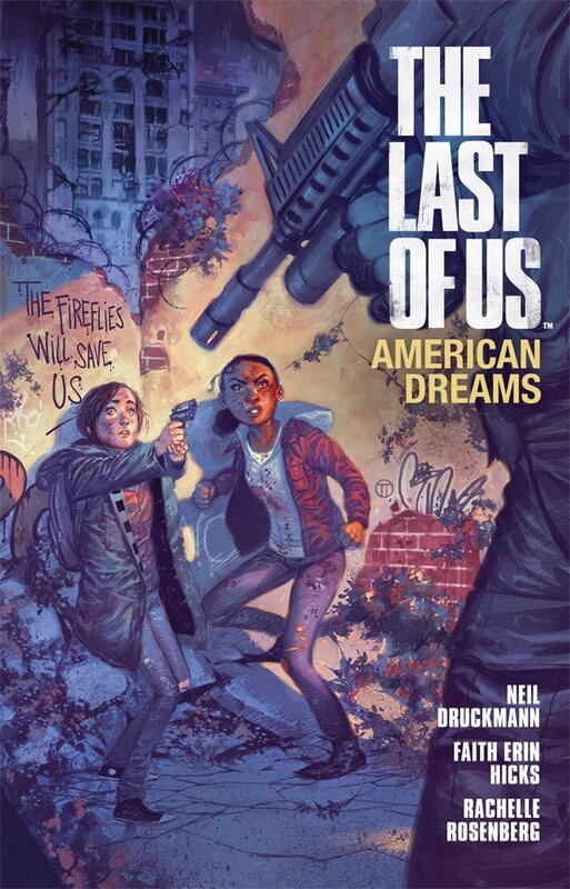 the last of us american dream TP