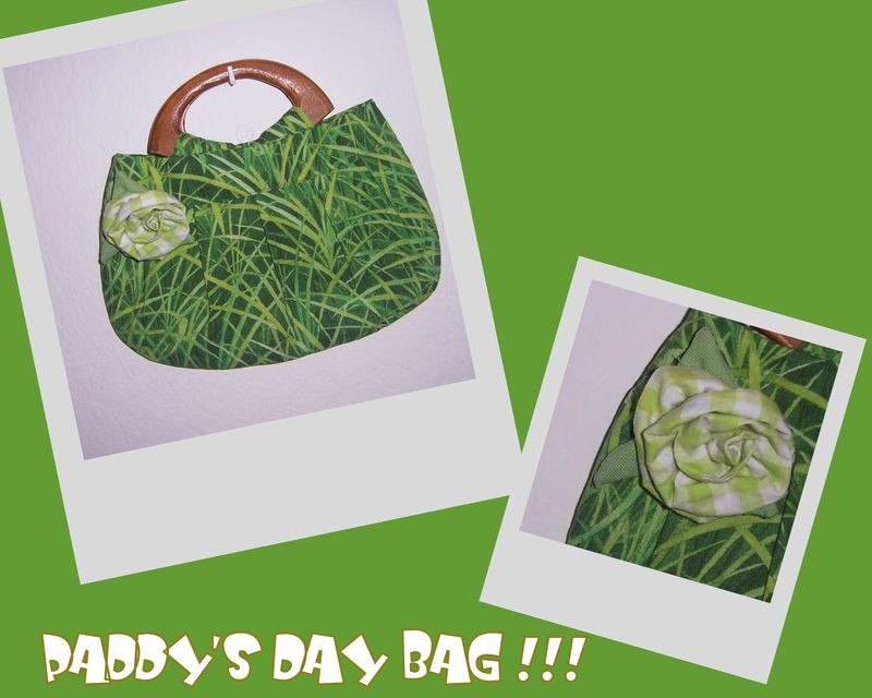PADDY'S DAY BAG