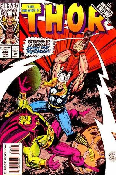 mighty thor 1966 466