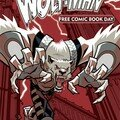 Comics #16 : the astounding wolf-man #1 (preview)
