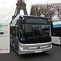 Ratp : bus 2025 s'expose