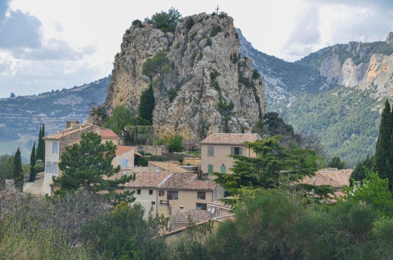 La Roque Alric et Suzette