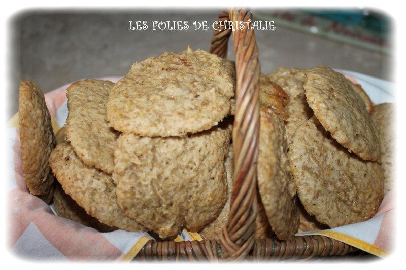 Cookies au potiron 6