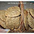 Cookies épicés (thermomix ou pas )