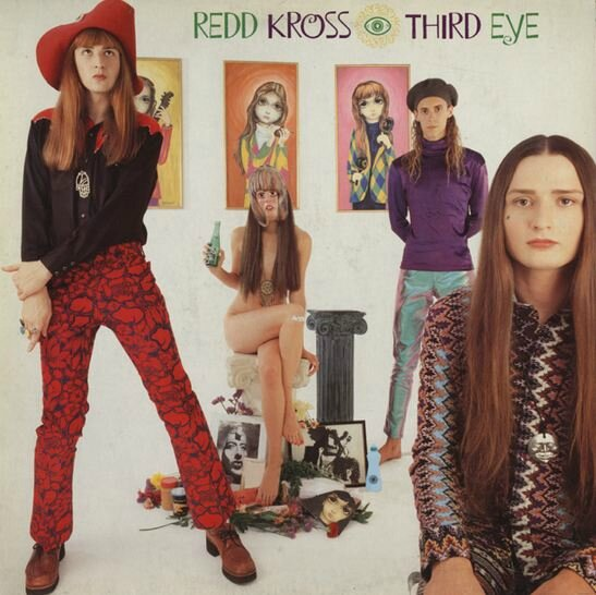 Redd Kross Third Eye lp